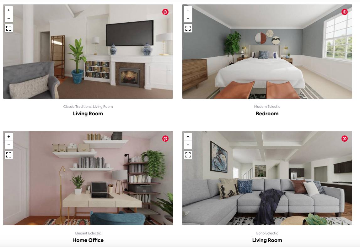 Spotlight On Spacejoy The Best Online 3d Interior Design Site For Decorating Spaces Betterdecoratingbiblebetterdecoratingbible