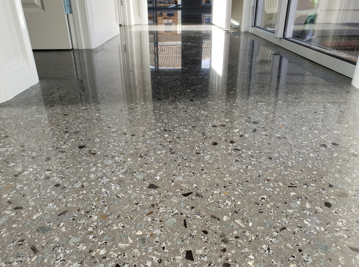 Polished Concrete Types | Tips Before Buying Commercial Floor Scrubber